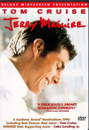 Jerry Maguire DVD (Free Shipping)