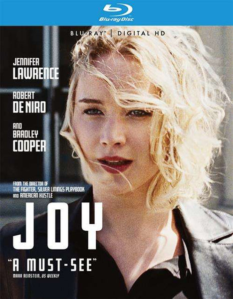 Joy Blu-ray (Free Shipping)