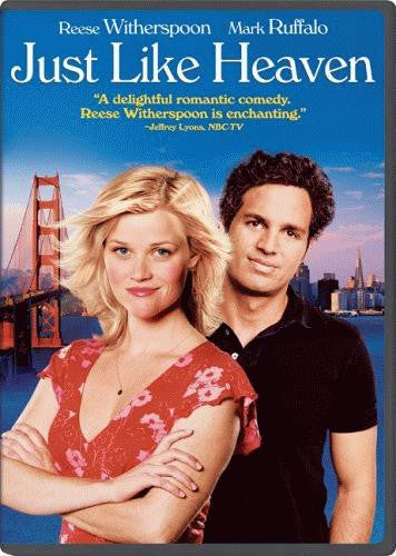 Just Like Heaven DVD (Widescreen) (Free Shipping)