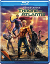 Justice League - Throne of Atlantis Blu-Ray + DVD + Digital Copy (2-Disc Set) (Free Shipping)