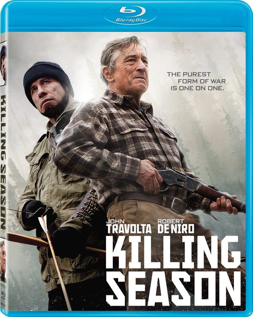 Killing Season Blu-Ray (Free Shipping)