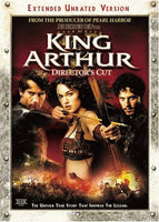 King Arthur DVD Unrated Widescreen Director's Cut (Free Shipping)