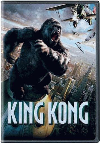 King Kong DVD (2005 / Widescreen) (Free Shipping)