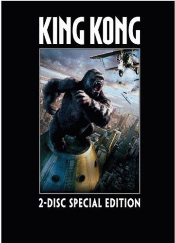 King Kong DVD (2005 / 2-Disc Special Edition) (Free Shipping)