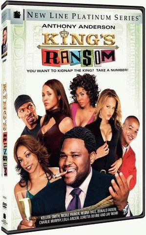 King's Ransom DVD (Free Shipping)