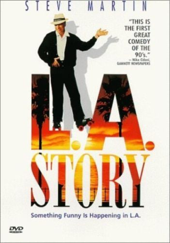 L.A. Story DVD (Free Shipping)