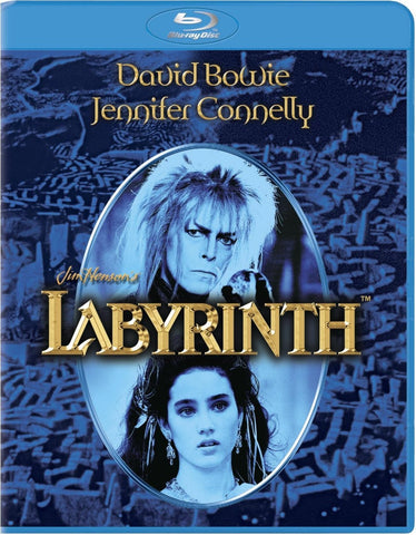 Labyrinth Blu-Ray (Free Shipping)