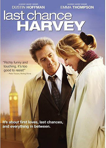 Last Chance Harvey DVD (Free Shipping)