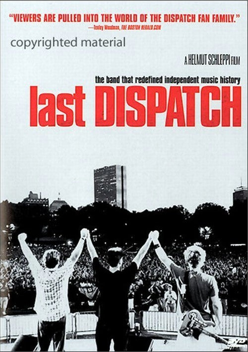 Last Dispatch DVD (Free Shipping)