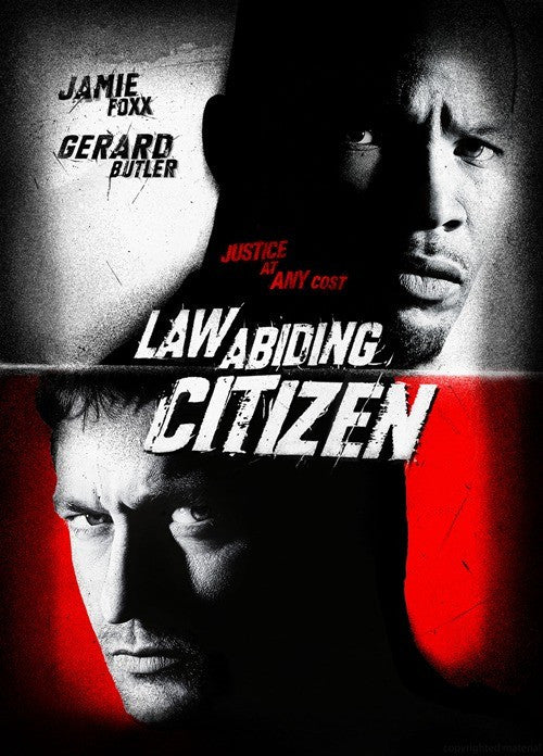 Law Abiding Citizen DVD (Free Shipping)