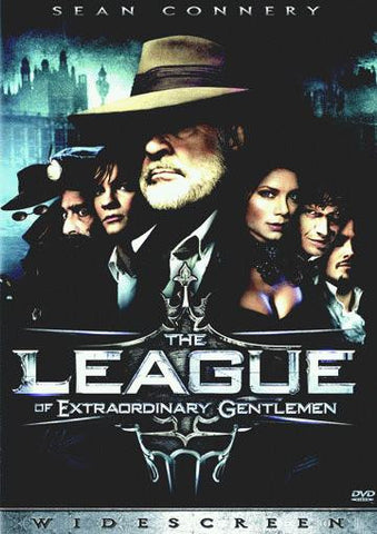 League Of Extraordinary Gentlemen DVD (Widesreen) (Free Shipping)