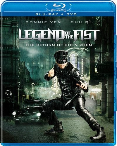Legend of the Fist - The Return of Chen Zhen Blu-Ray + DVD (2-Disc Set) (Free Shipping)