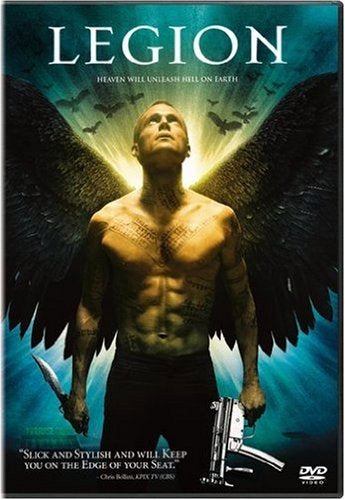 Legion DVD (Free Shipping)