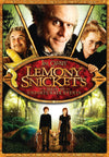 Lemony Snicket's A Series Of Unfortunate Events DVD (Free Shipping)