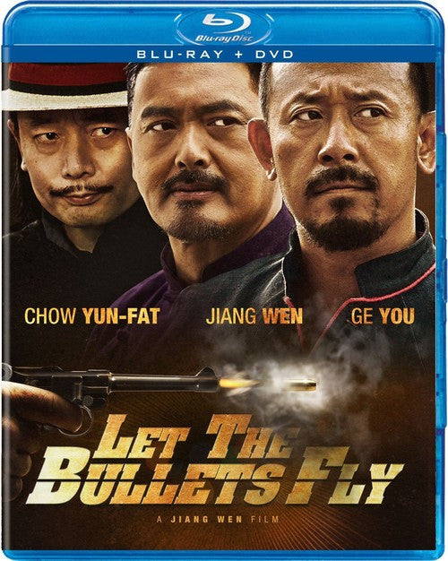 Let the Bullets Fly Blu-Ray + DVD (2-Disc Set) (Free Shipping)
