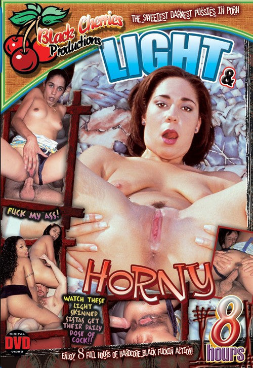 Light And Horny DVD (Adult 8 Hours) (Free Shipping)