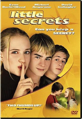 Little Secrets DVD (Free Shipping)