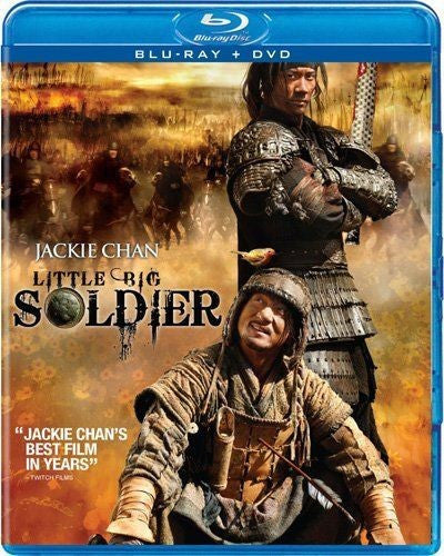 Little Big Soldier Bluray + DVD (2-Disc Set) (Free Shipping)
