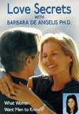 Love Secrets With Barbara De Angelis, Ph.D. DVD (Free Shipping)