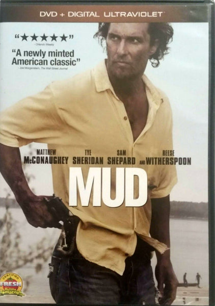 Mud DVD + Digital Ultraviolet (Free Shipping)