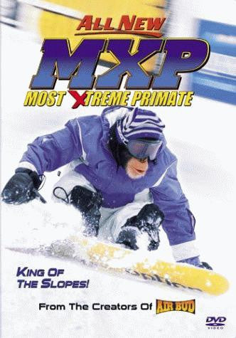 MXP: Most Extreme Primate DVD (Free Shipping)