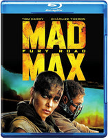 Mad Max - Fury Road Blu-Ray (Free Shipping)