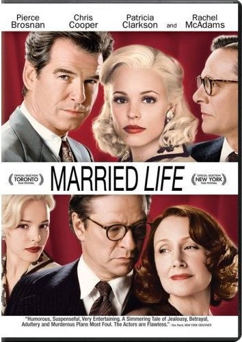 Married Life DVD (Free Shipping)