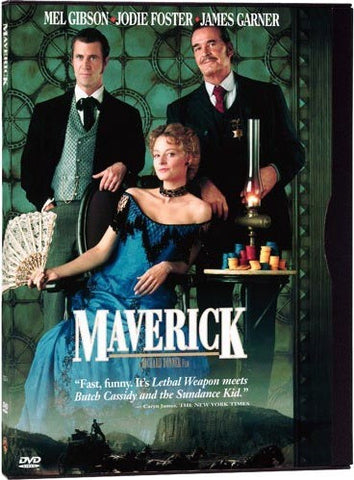 Maverick DVD (Free Shipping)