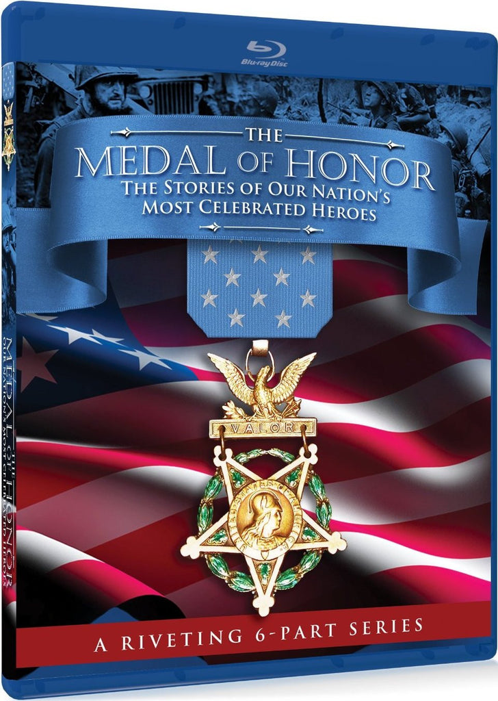 The Medal Of Honor Blu-Ray (Free Shipping)