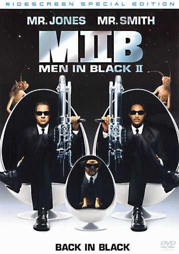 Men In Black II DVD (2-Disc Special Edition Widescreen) (Free Shipping)