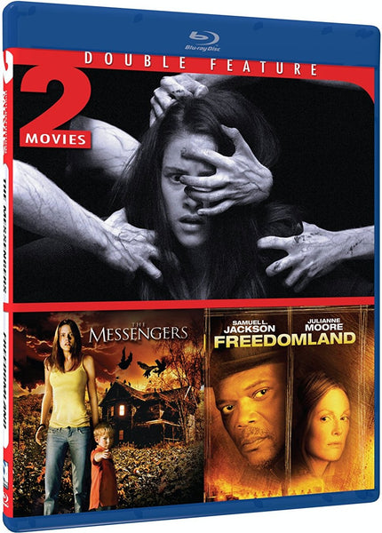 Messengers & Freedomland Double Feature Blu-Ray (Free Shipping)