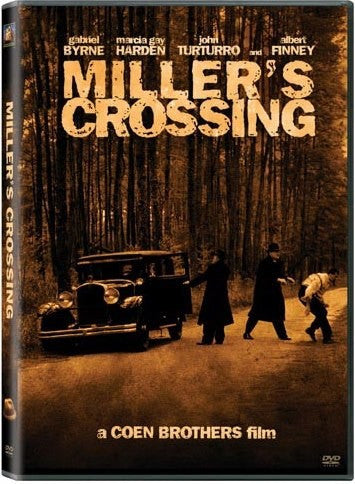 Miller's Crossing DVD (Free Shipping)