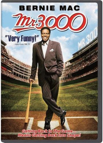 Mr. 3000 DVD (Fullscreen) (Free Shipping)