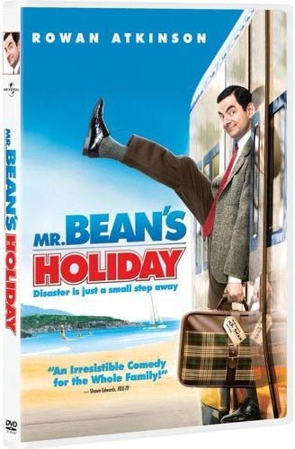 Mr. Bean's Holiday DVD (Widescreen) (Free Shipping)