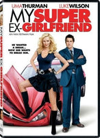 My Super Ex-Girlfriend DVD (Free Shipping)