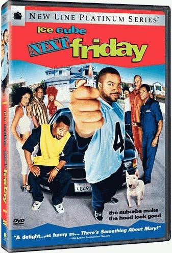 Next Friday DVD (Special Edition) (Free Shipping)
