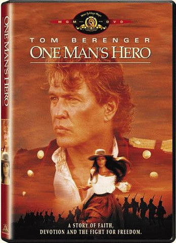 One Man's Hero DVD (Free Shipping)