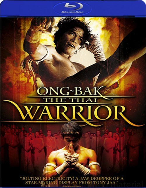 Ong Bak: The Thai Warrior Blu-ray (Free Shipping)