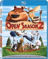 Open Season 2 Blu-Ray (Free Shipping)