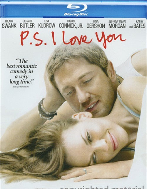 P.S. I Love You Blu-ray (Free Shipping)