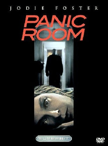 Panic Room DVD (Superbit) (Free Shipping)