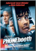 Phone Booth DVD (Free Shipping)