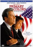 Primary Colors DVD (Free Shipping)