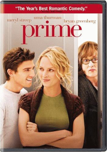 Prime DVD (Fullscreen Edition) (Free Shipping)