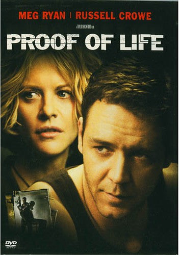 Proof Of Life DVD (Free Shipping)