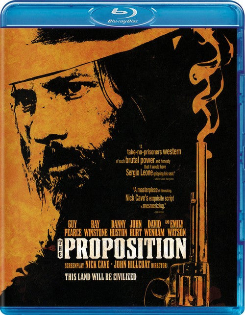 The Proposition Blu-Ray (Free Shipping)