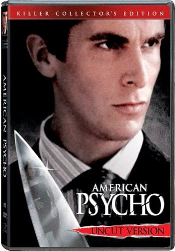 American Psycho DVD (Uncut Collector's Edition) (Free Shipping)