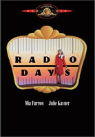 Radio Days DVD (Free Shipping)