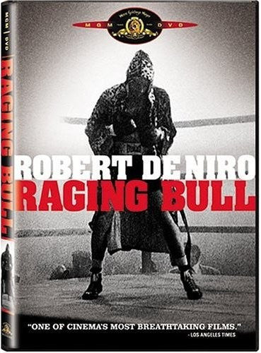 Raging Bull DVD (Free Shipping)