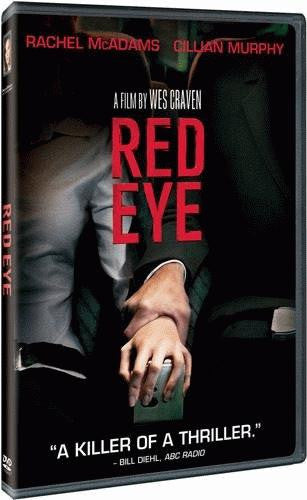 Red Eye DVD (Widescreen) (Free Shipping)